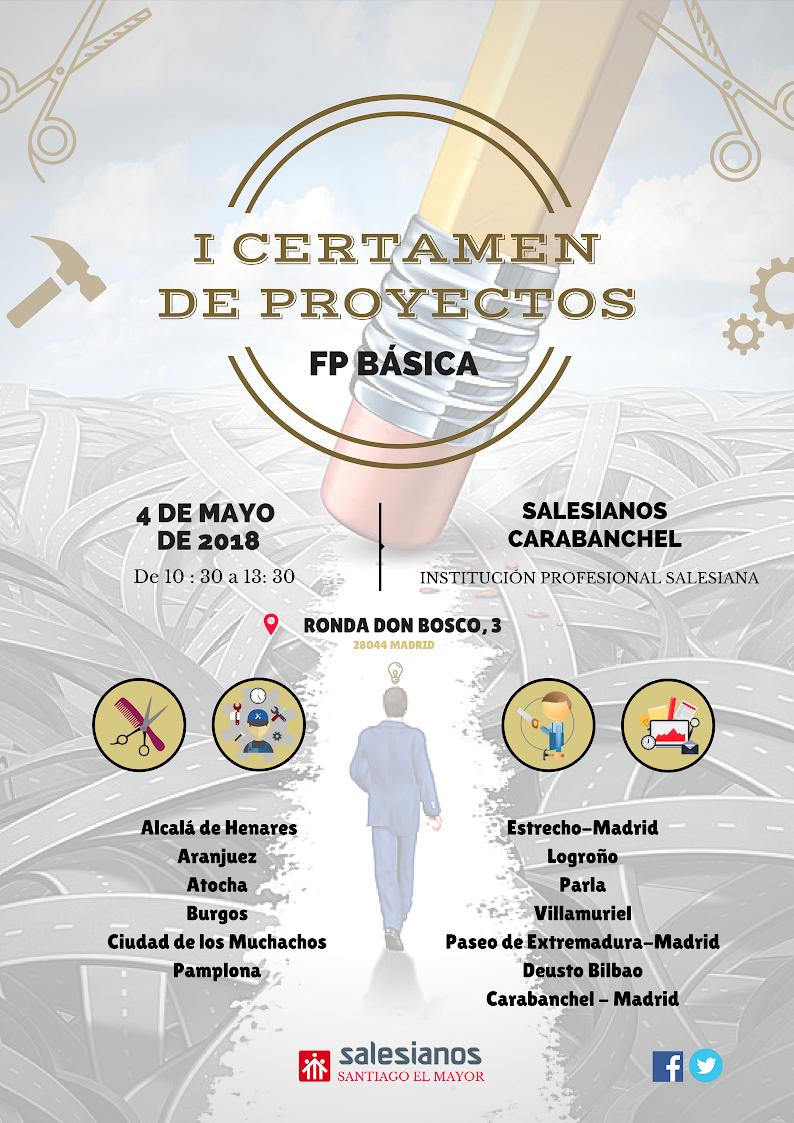 4 De Mayo I Certamen De Proyectos Fpb Colegio Salesianos